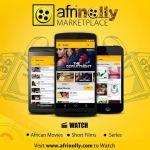 Afrinolly launches Afrinolly Marketplace, A Mobile App Feature for Watching Movies