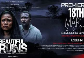 beautiful ruins ghana movie