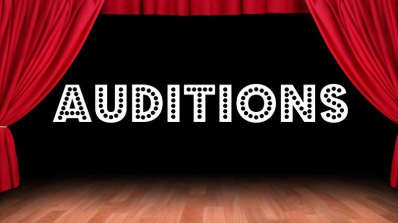 Acting auditions in Ghana