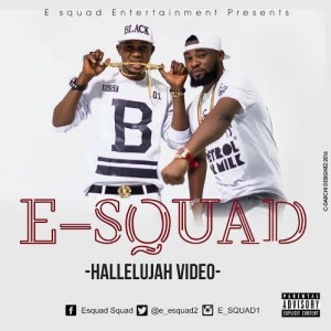 E-Squard – Hallelujah