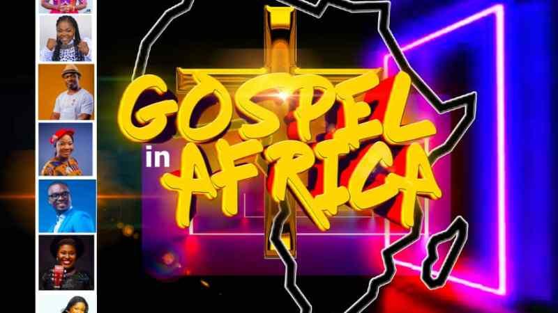 DJ Frenzy – Gospel In Africa