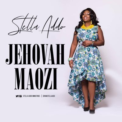 Stella Addo – Champion Jesus