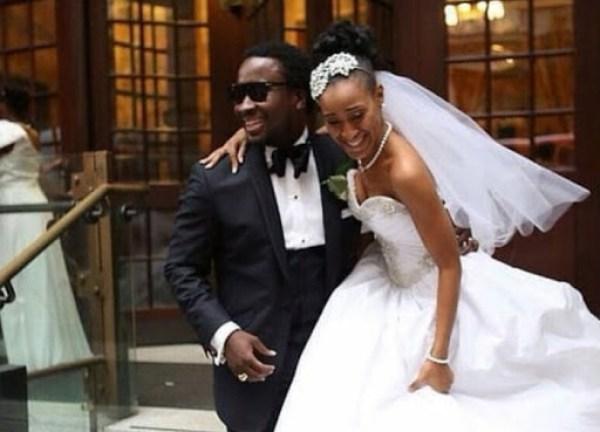 SONNIE BADU AND WIFE CELEBRATE THEIR 6th WEDDING ANNIVERSARY