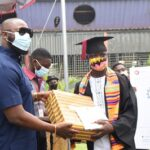 Design and Technology Institute holds maiden graduation for 32