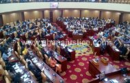 Inform Ministers that Parliament has resumed - Speaker