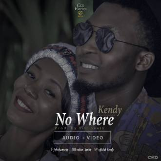 Kendy-No Where Prod. by Vill beats-mp3+Video-(www.GhanaMix.com)