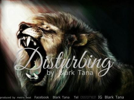 Blark Tana – Disturbing (Prod. By Metrix Beat)(www.GhanaMix.com)