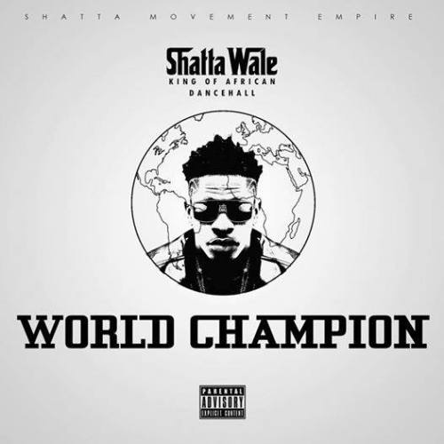Image result for shatta wale world champion