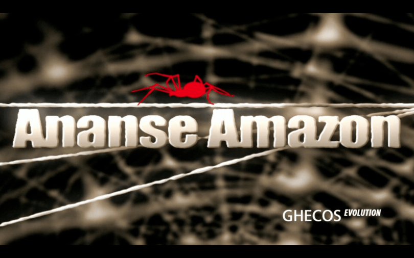 Ananse Amazon Ghana Comic Network