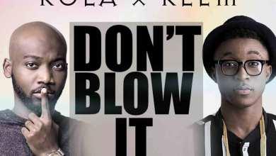 Photo of Kula & Klem release fan video for 'Don't Blow It'