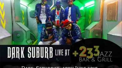 Dark Suburb Live at +233 Jazz Bar & Grill