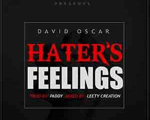 Hater's Feelings by David Oscar