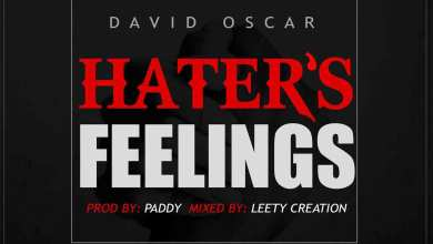 Photo of David Oscar drops 'Haters Feelings' single