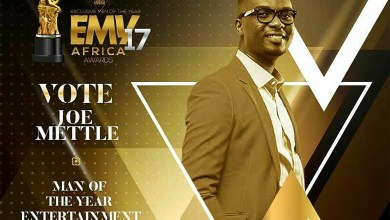 Joe Mettle @ EMYs Awards