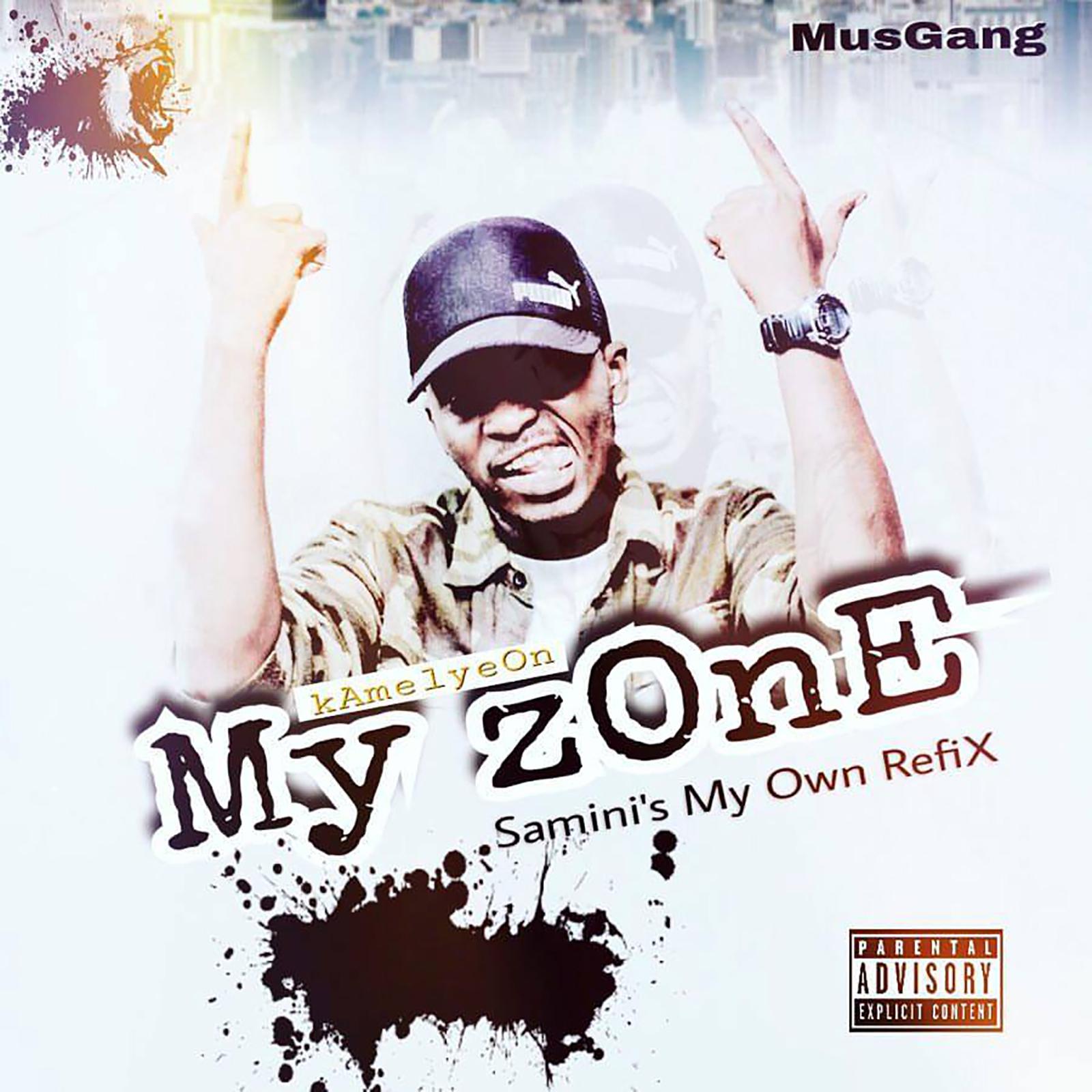 My zOnE (Samini My Own Refix) by Kamelyeon