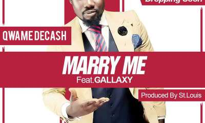 Qwame DeCash - Marry Me