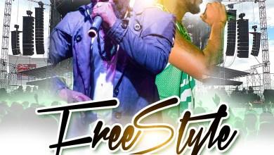 Photo of Audio: Freestyle by Ras Kuuku feat. Yaa Pono