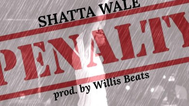 Photo of Audio: Penalty by Shatta Wale