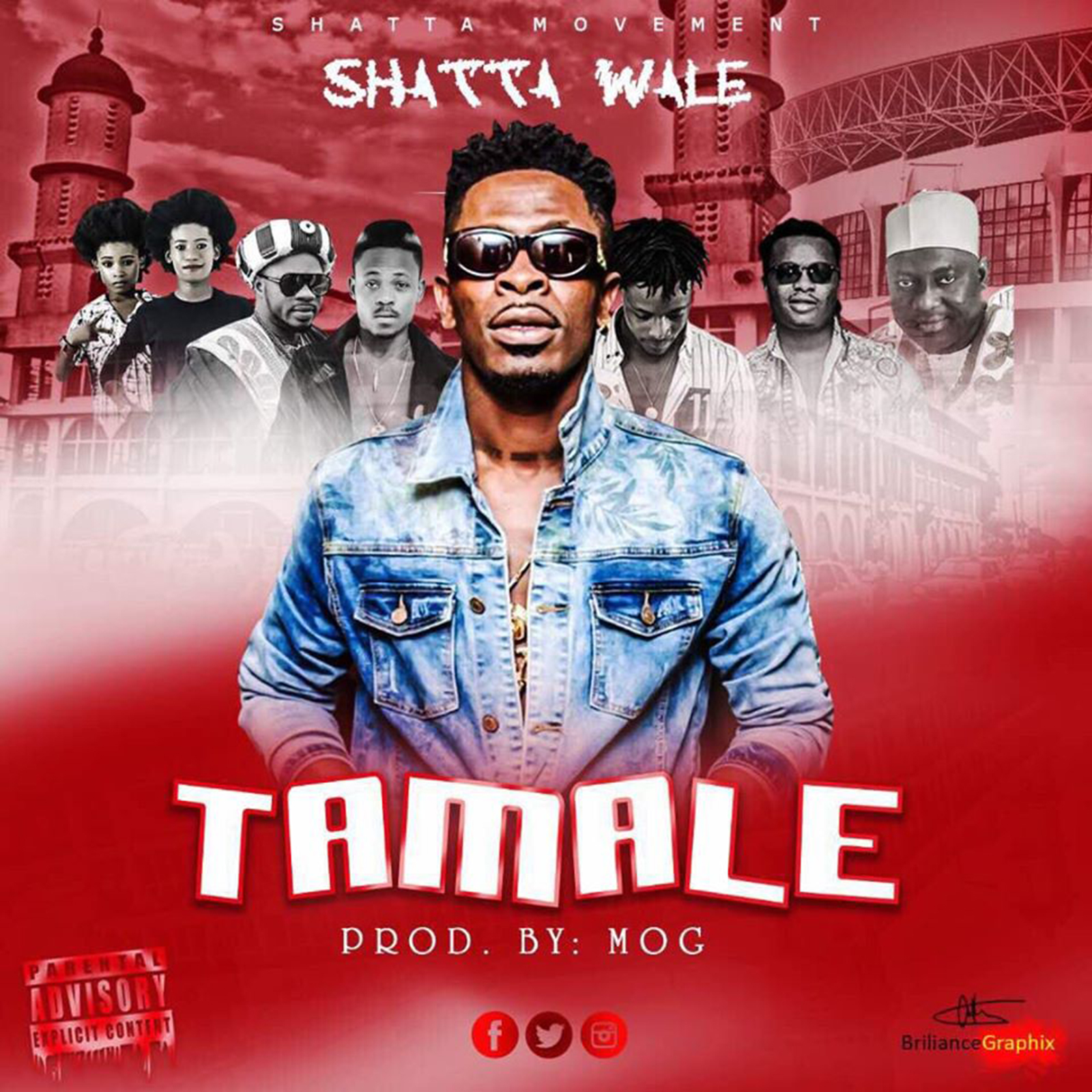 Tamale by Shatta Wale