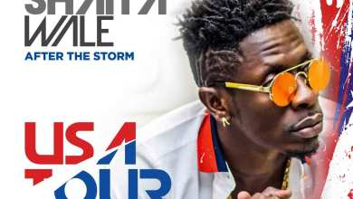 Shatta Wale After The Storm tour