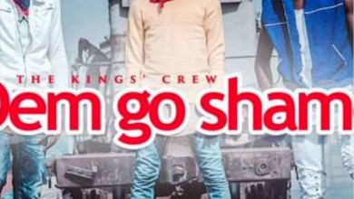 Photo of Audio: Dem Go Shame by The King's Crew
