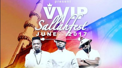 Photo of VVIP set to feed 10,000 patrons @ 2017 SallahFest music concert