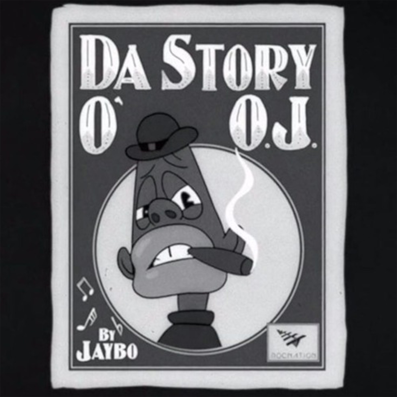The Story Of OJ by Ball J