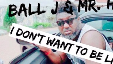 Photo of Audio: I Don't Want To Be Like Them by Ball J feat. Mr. Hmm Hmm