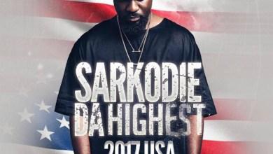 Sarkodie USA Highest Tour