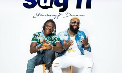 Say It by Stonebwoy feat. Demarco