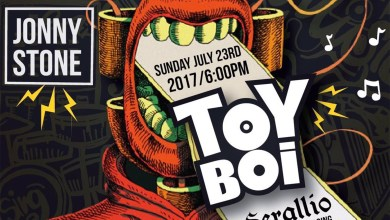 Photo of Toy Boi headlines Serallio on Sunday