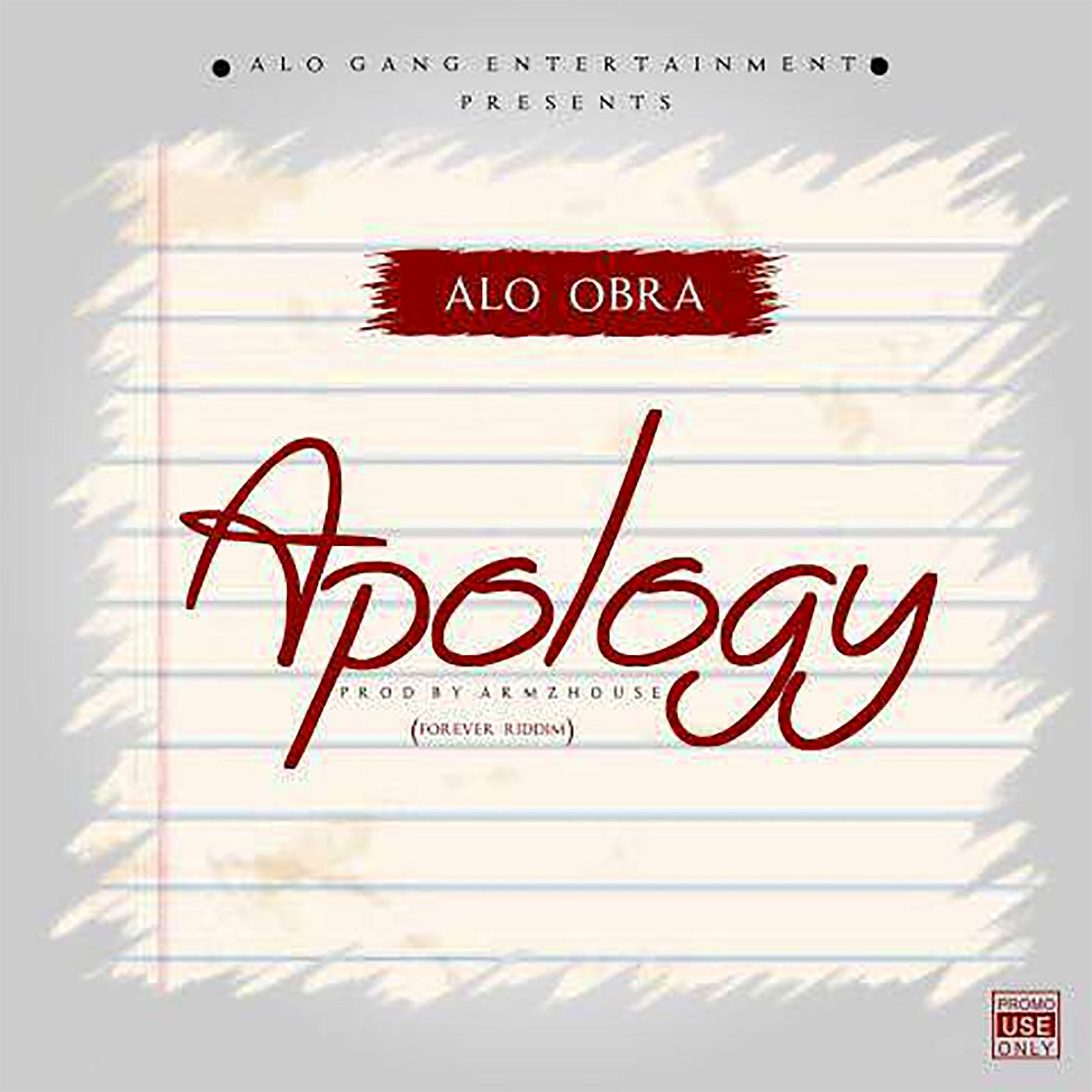 Apology by Alo Obra