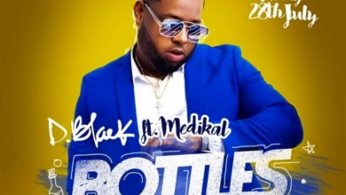 Photo of Audio: Bottles by D-Black feat. Medikal