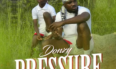 Pressure by Donzy