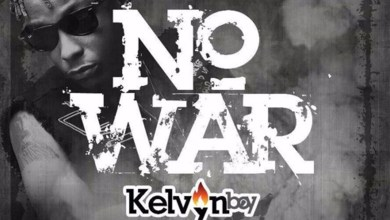 Photo of Audio: No War by Kelvyn Boy