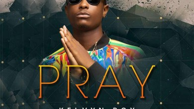 Photo of Audio: Pray by Kelvyn Boy