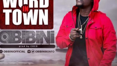 Photo of Audio: Word In Town by Obibini