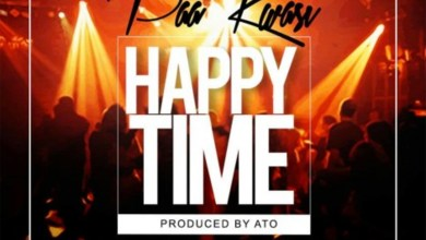 Photo of Audio: Happy Time by Paa Kwasi