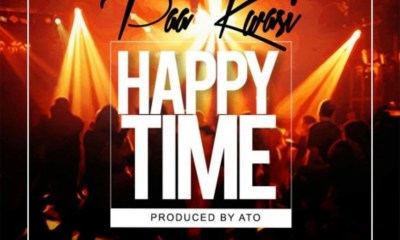 Happy Time by Paa Kwasi