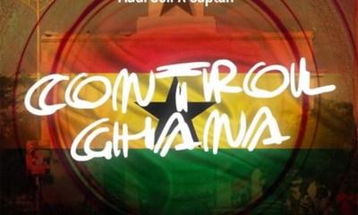 Control Ghana by Shatta Wale feat. Addi Self & Captan