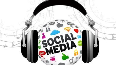 Social Media & music