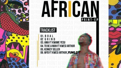 AFRICAN PRINT EP