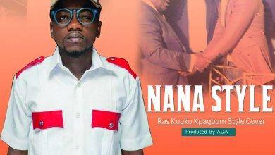 Photo of Audio: Nana Style (Ras Kuuku Kpagbum Style cover) by Ajeezay