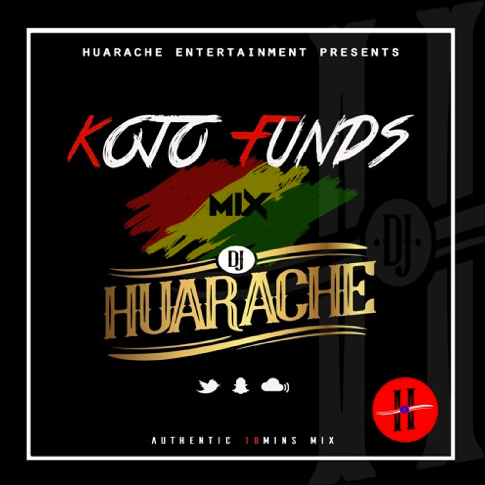 Kojo Funds Mix by DJ Huarache