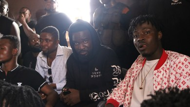 Photo of Fancy Gadam & Sarkodie rock Sallafest in Tamale