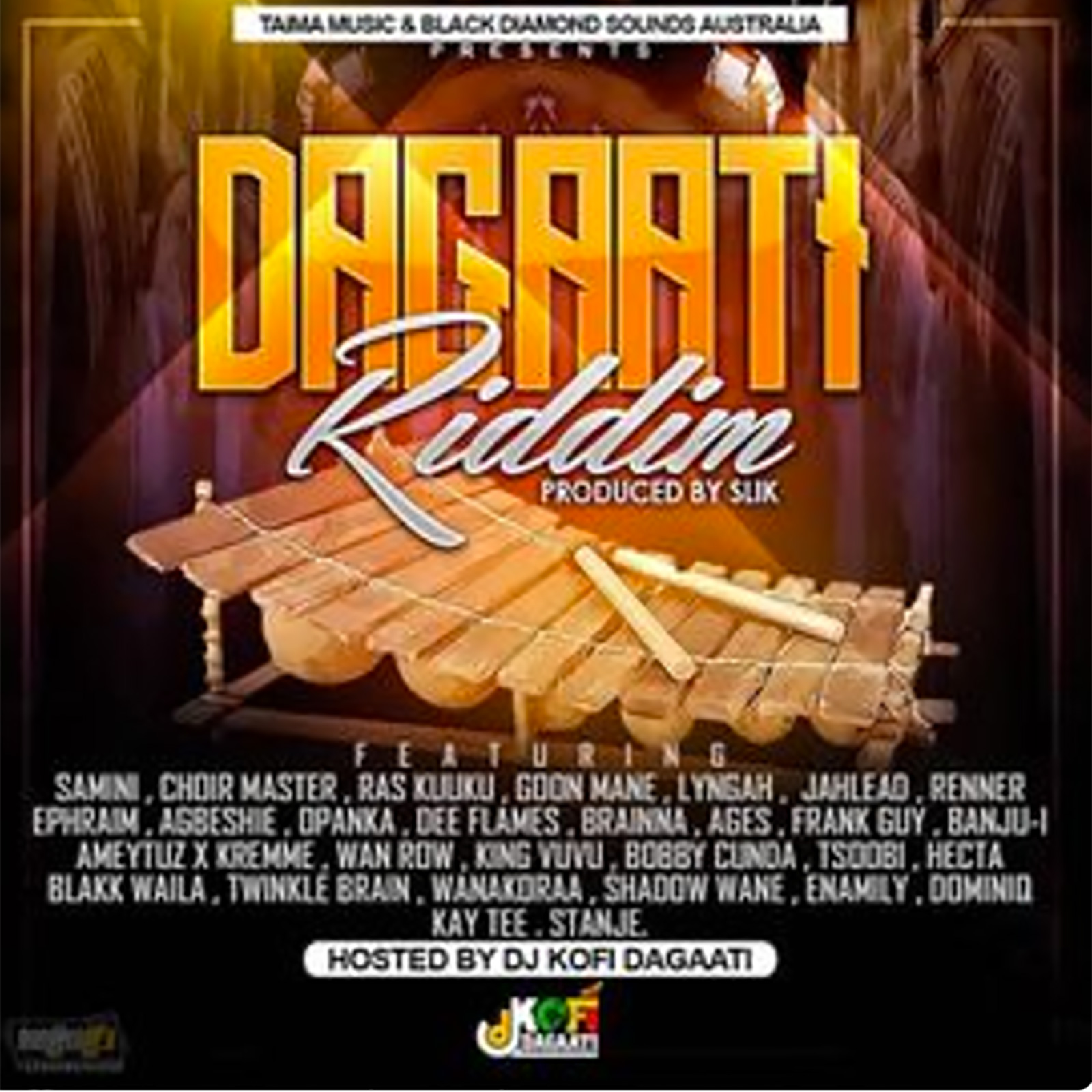 Hold On (Dagaati Riddim) by Frank Guy feat. DJ Kofi Dagaati