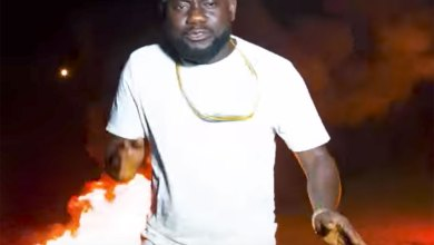 Fire To My Hater by Papa Kumasi feat. Mr. Low Key