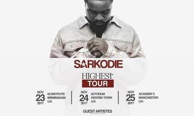Sarkodie UK Highest tour