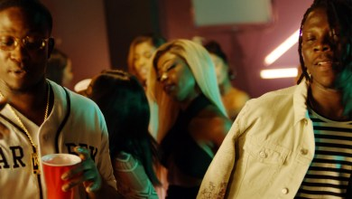 Photo of Video Premiere: Falling Again by Stonebwoy feat. Kojo Funds