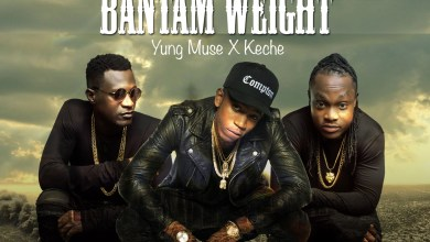 Photo of Keche features on Yung Muse new single titled 'Bantam Weight'